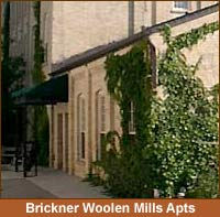Brickner Woolen Mills Apartments